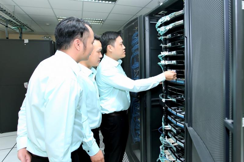 Đầu tư dự án Xây dựng Trung tâm tích hợp dữ liệu tỉnh Đắk Lắk (giai đoạn 2).