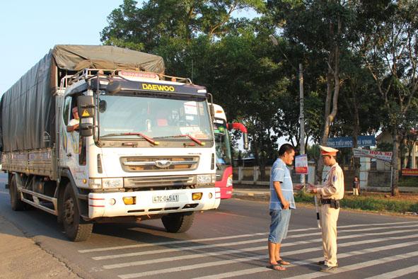 Đắk Lắk: Tai nạn giao thông giảm sâu cả 3 tiêu chí