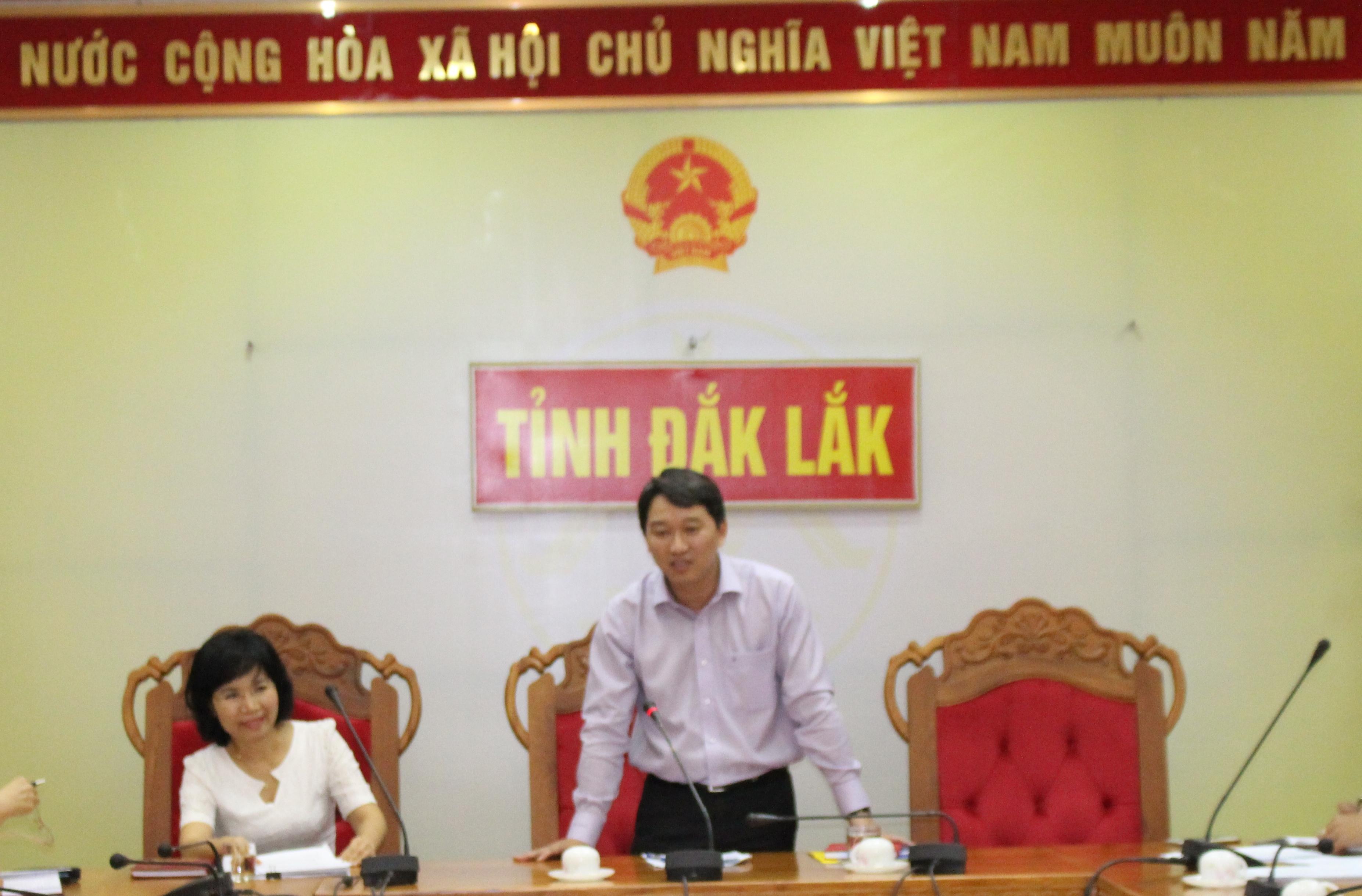 UBND tỉnh làm việc với Kiểm toán Nhà nước Khu vực XII.