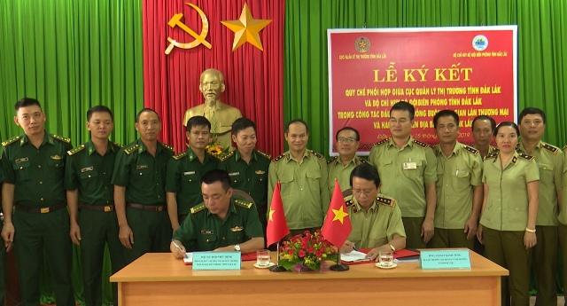 Nâng cao công tác đấu tranh chống buôn lậu, gian lận thương mại và hàng giả trên địa bàn tỉnh Đắk Lắk