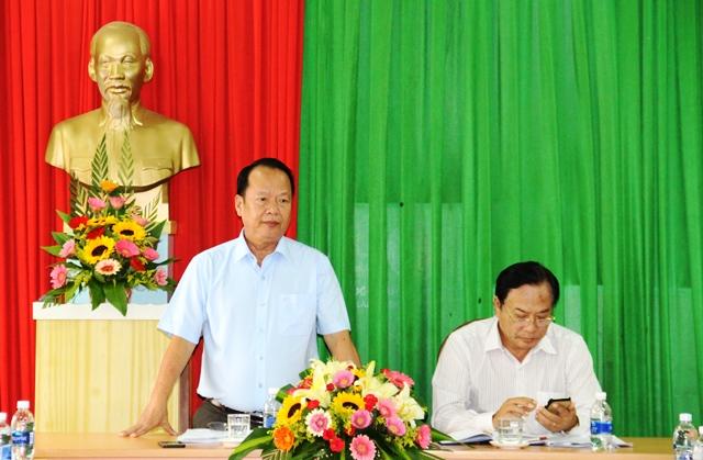 Ban Pháp chế HĐND tỉnh giám sát tại Cục quản lý thị trường tỉnh và Sở Công Thương