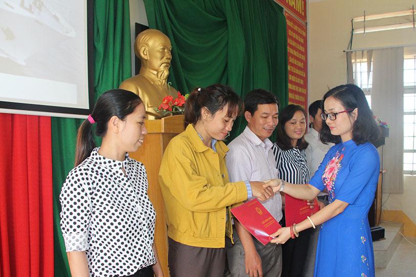Đảng bộ huyện Cư Kuin  qua 3 năm thực hiện Chỉ thị số 05.
