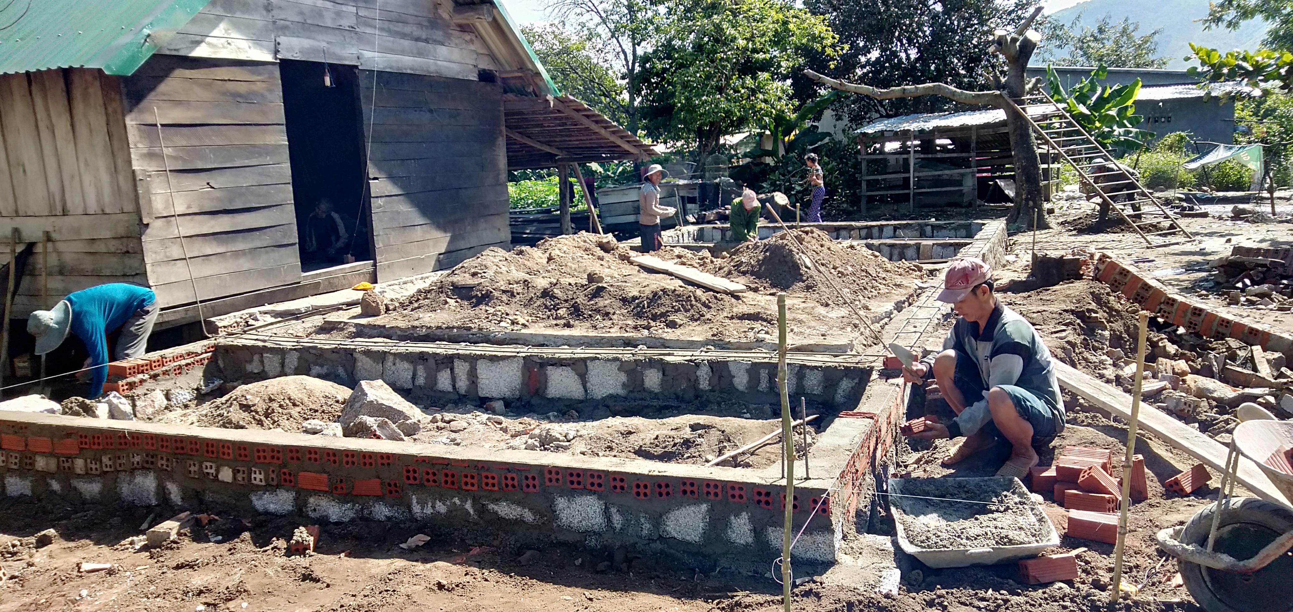 Khởi công xây dựng Nhà tình nghĩa cho thân nhân Liệt sỹ
