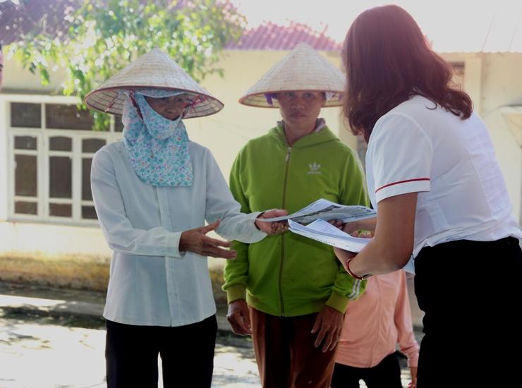 Tuyên truyền, đối thoại và tập huấn nâng cao năng lực về xuất khẩu lao động