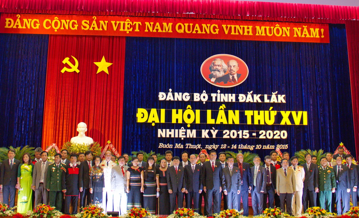 Kế hoạch xây dựng văn kiện trình Đại hội đại biểu Đảng bộ tỉnh lần thứ XVII, nhiệm kỳ 2020-2025