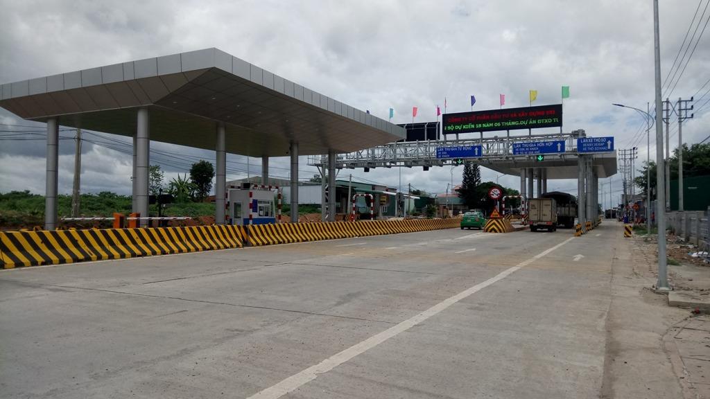 Triển khai đề nghị của Tổng cục Đường bộ Việt Nam về Trạm thu phí Ea Đar