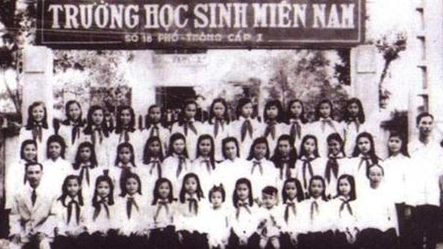Tuyên truyền kỷ niệm 65 năm Trường Học sinh miền Nam trên đất Bắc và 50 năm học sinh miền Nam thực hiện Di chúc Hồ Chí Minh