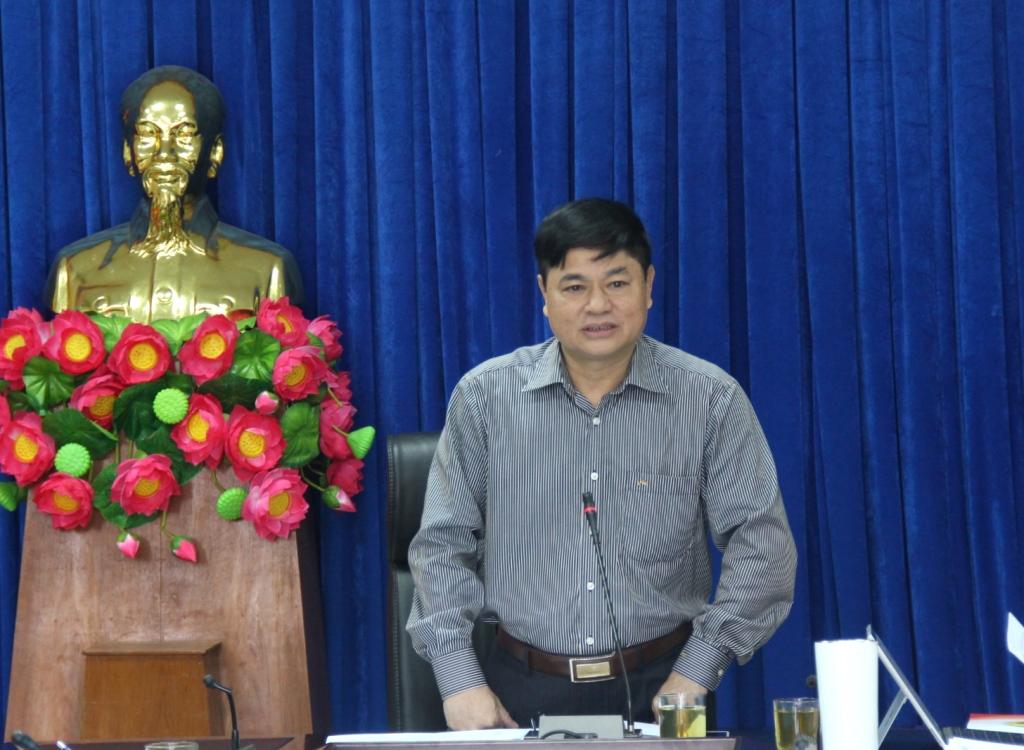 Họp Tiểu ban tuyên truyền, phục vụ và bảo vệ Đại hội đại biểu Đảng bộ tỉnh Đắk Lắk lần thứ XVII, nhiệm kỳ 2020-2025