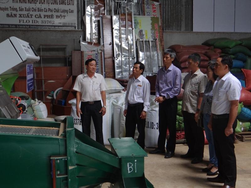 Tổng kết 5 năm tình hình quản lý và kiểm tra doanh nghiệp sau đăng ký thành lập trên địa bàn tỉnh Đắk Lắk, giai đoạn 2015-2019