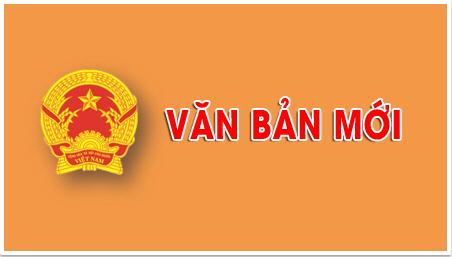 Thực hiện Thông báo số 371/TB-VPCP của Văn phòng Chính phủ