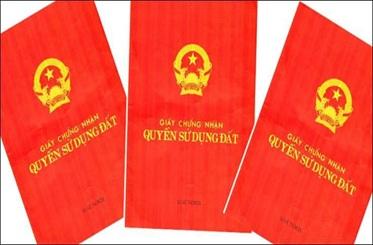 Điều chỉnh tên tổ chức sử dụng đất tại Quyết định số 1769/QĐ- UBND