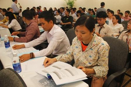 Trợ giúp đào tạo cho doanh nghiệp nhỏ và vừa tỉnh Đắk Lắk năm 2020