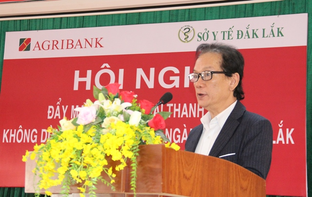 Ngành Y tế Đắk Lắk triển khai thanh toán điện tử không dùng tiền mặt