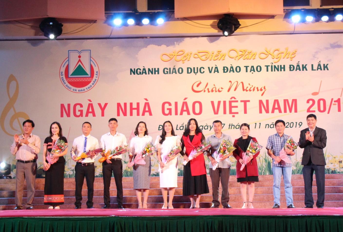 Hội diễn văn nghệ ngành Giáo dục và Đào tạo Đắk Lắk