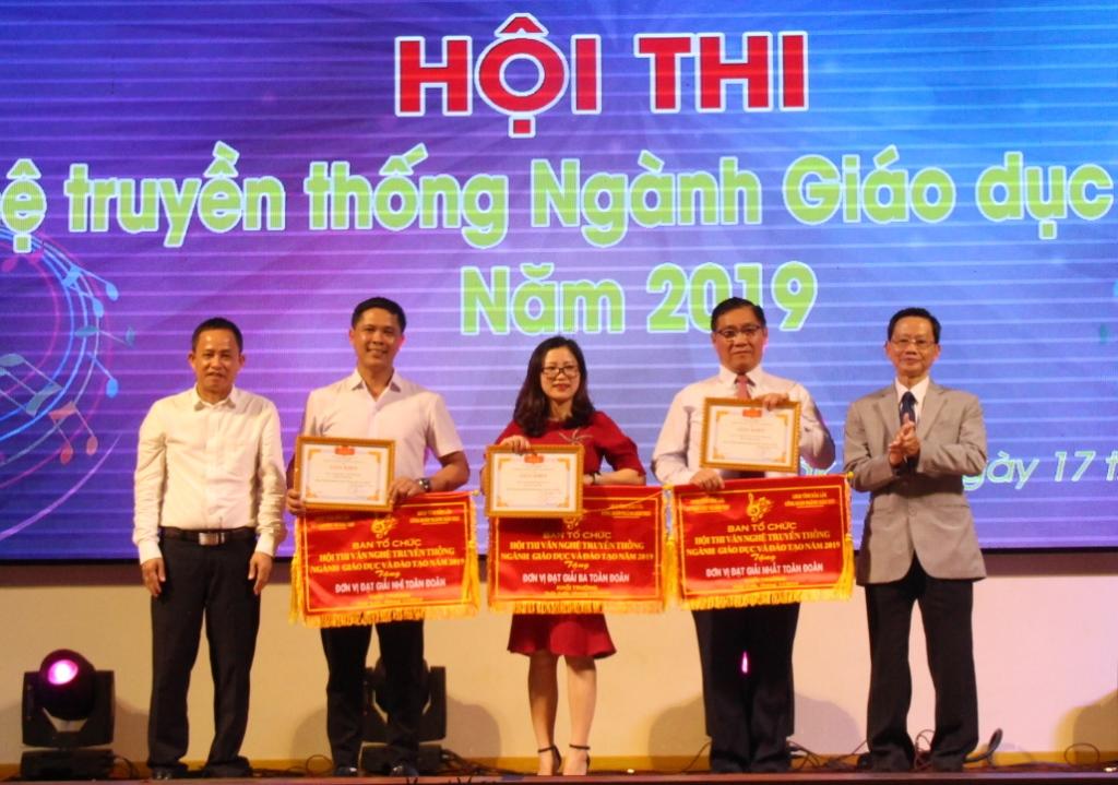 Bế mạc Hội thi văn nghệ truyền thống ngành Giáo dục và Đào tạo tỉnh Đắk Lắk năm 2019
