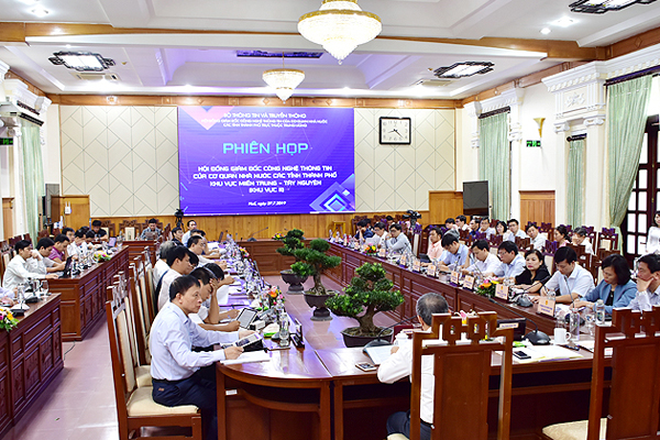 Báo cáo số liệu về phát triển Chính phủ điện tử Quý IV/2019
