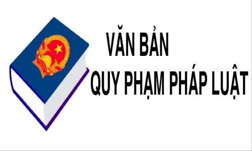 Tự kiểm tra và gửi văn bản QPPL thuộc lĩnh vực quản lý nhà nước của Bộ Y tế
