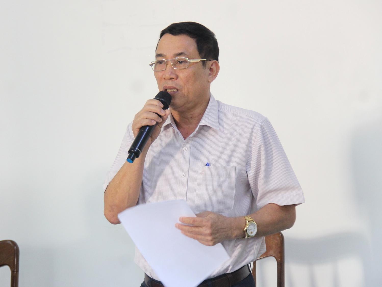 Công khai các phương án hỗ trợ cho các hộ tiểu thương Chợ tạm thành phố Buôn Ma Thuột