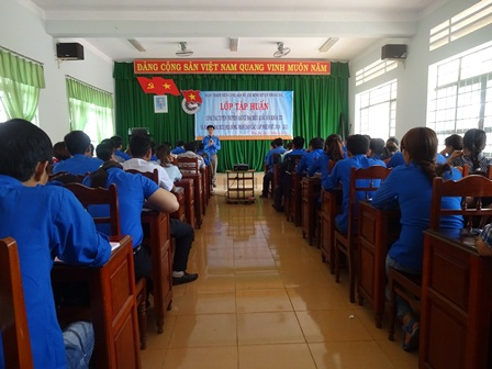 Huyện Krông Pắc tổ chức tập huấn công tác tuyên truyền bầu cử Quốc hội khóa XIV và Hội đồng nhân dân các cấp