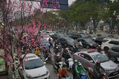 Bảo đảm trật tự an toàn giao thông dịp Tết 2020