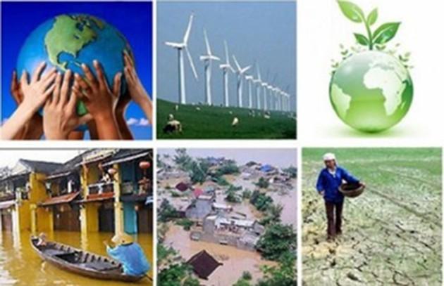 Phối hợp thực hiện rà soát đầu tư và chi tiêu công cho biến đổi khí hậu.