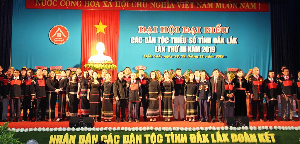 Đại hội Đại biểu các dân tộc thiểu số tỉnh Đắk Lắk lần thứ III
