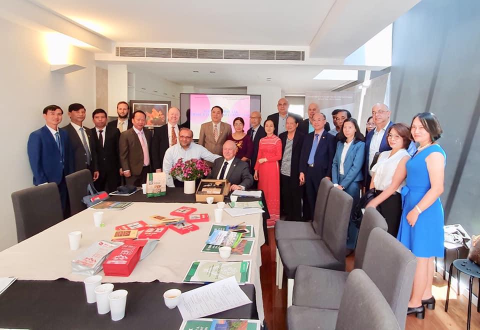 UBND tỉnh xúc tiến cơ hội hợp tác kinh doanh và đầu tư tại Australia