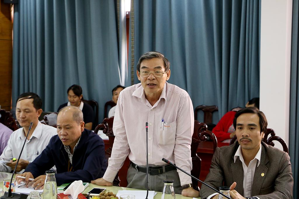 Sở Nông nghiệp và Phát triển nông thôn đối thoại với cá nhân, tổ chức về thủ tục hành chính