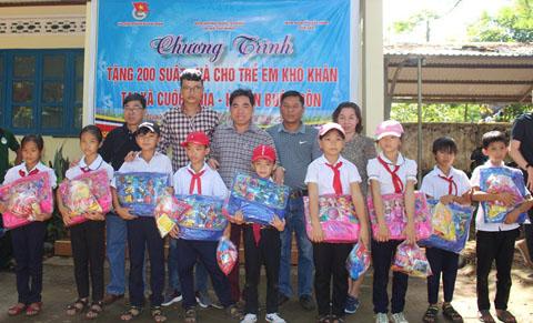 Kế hoạch triển khai Đề án vận động nguồn lực xã hội hỗ trợ trẻ em các xã đặc biệt khó khăn, vùng đồng bào dân tộc thiểu số và miền núi