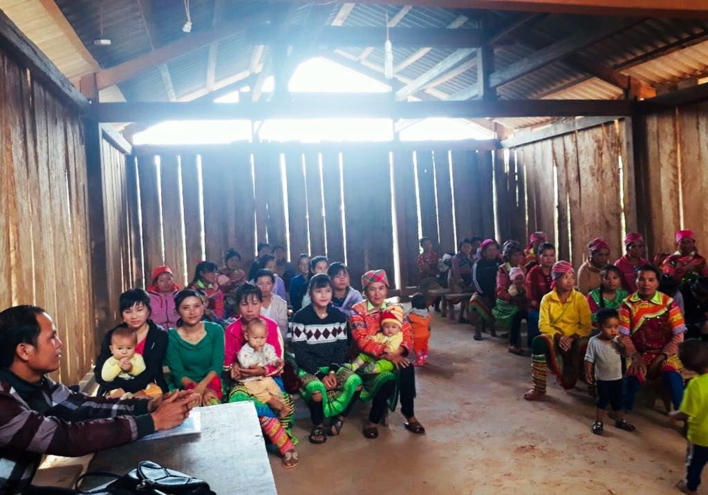 Trung tâm Y tế huyện M'Drắk: Truyền thông về dân số và kế hoạch hóa gia đình tại 13 xã, thị trấn