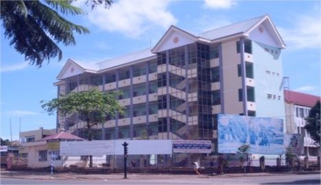 Liên kết đào tạo đại học Hệ chính quy, vừa làm vừa học của Trường Trung cấp KTKT Đắk Lắk.