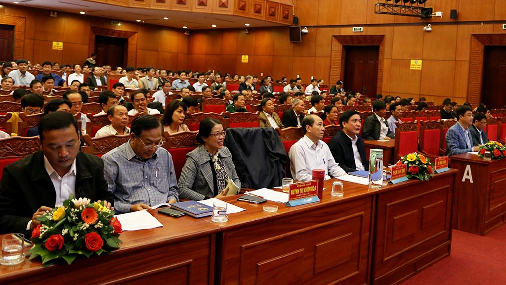"""Hội nghị toàn quốc nghiên cứu, học tập chuyên đề """"Học tập và làm theo tư tưởng, đạo đức, phong cách Hồ Chí Minh"""" năm 2020"""