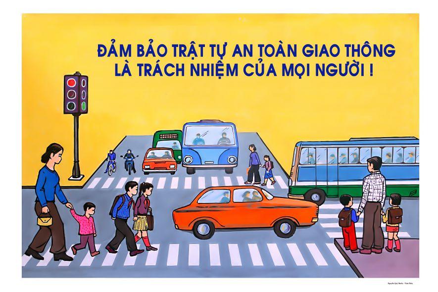 Tăng cường đảm bảo trật tự, an toàn giao thông trong dịp Tết Dương lịch, Tết Nguyên đán Canh Tý và Lễ hội Xuân năm 2020