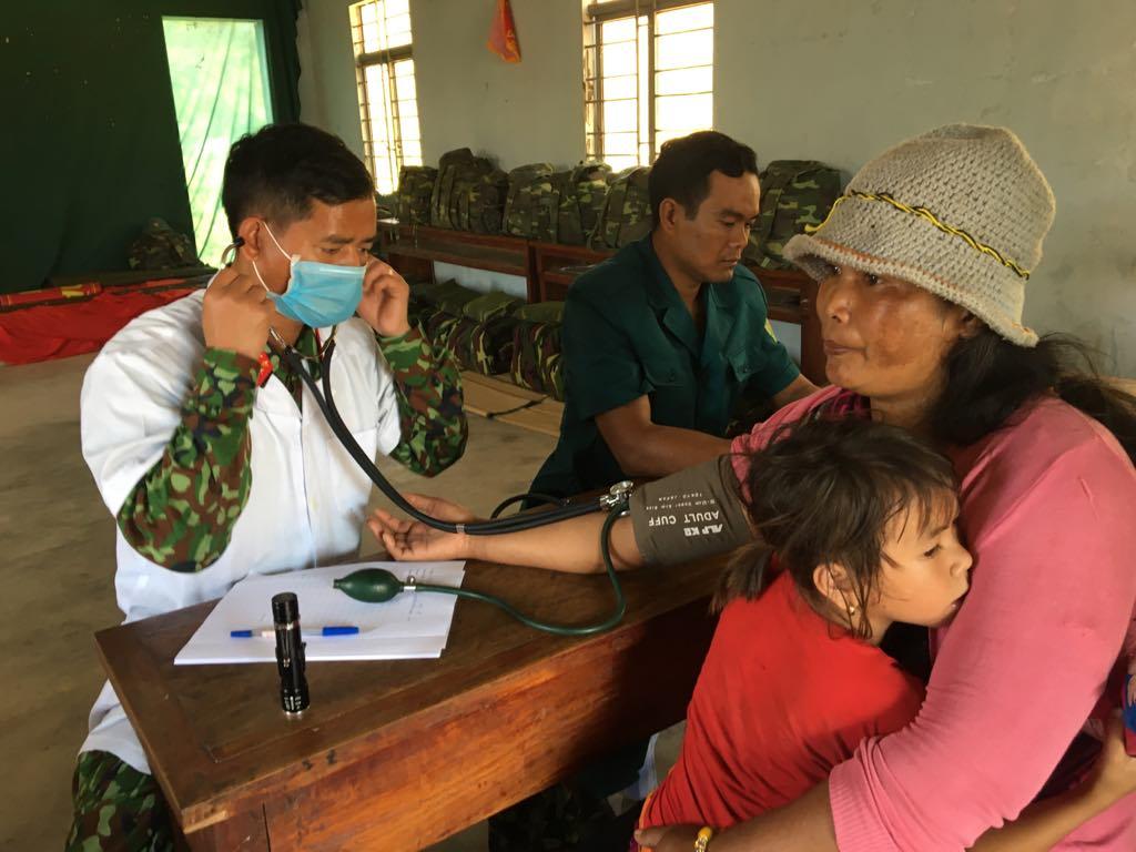 Dấu ấn Trung đoàn 1 – Sư đoàn 2 – Quân khu 5 trong lòng nhân dân huyện Lắk