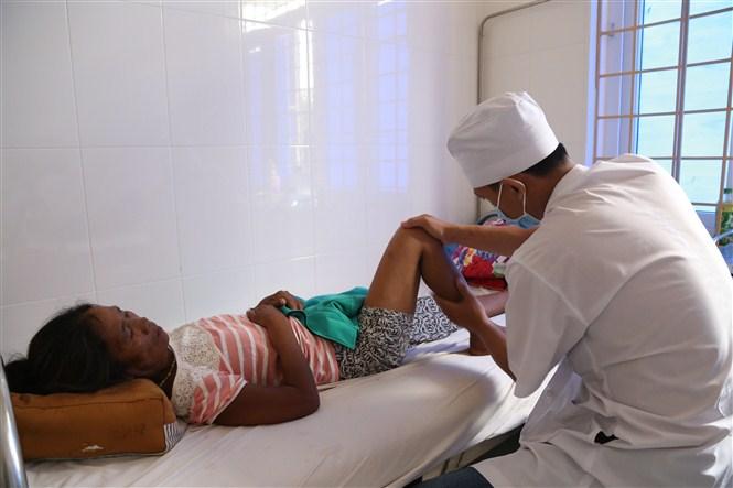 100% Trạm Y tế xã, phường, thị trấn tỉnh Đắk Lắk đạt chuẩn Quốc gia về y tế xã
