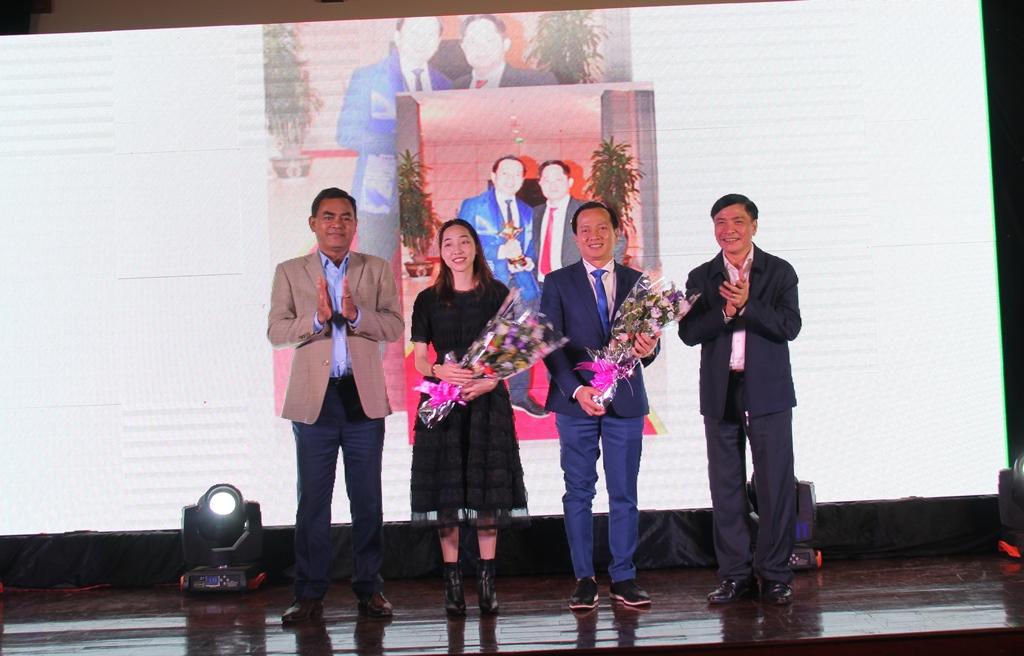 Hội Doanh nhân trẻ tỉnh tổ chức tổng kết công tác Hội năm 2019