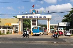 Cho Công ty Cổ phần bến xe tổng hợp Đắk Lắk thuê đất