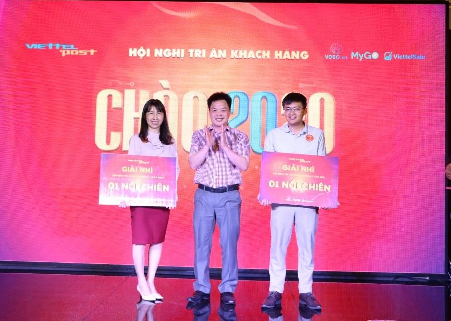 Viettel Post Đắk Lắk tăng trưởng 23% doanh thu so với năm 2018