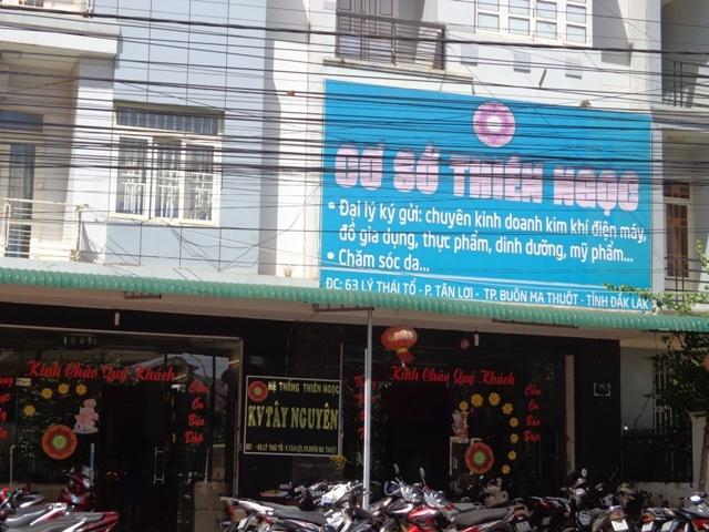 Xử phạt 177 triệu đồng đối với cơ sở bán hàng đa cấp tại Đắk Lắk.