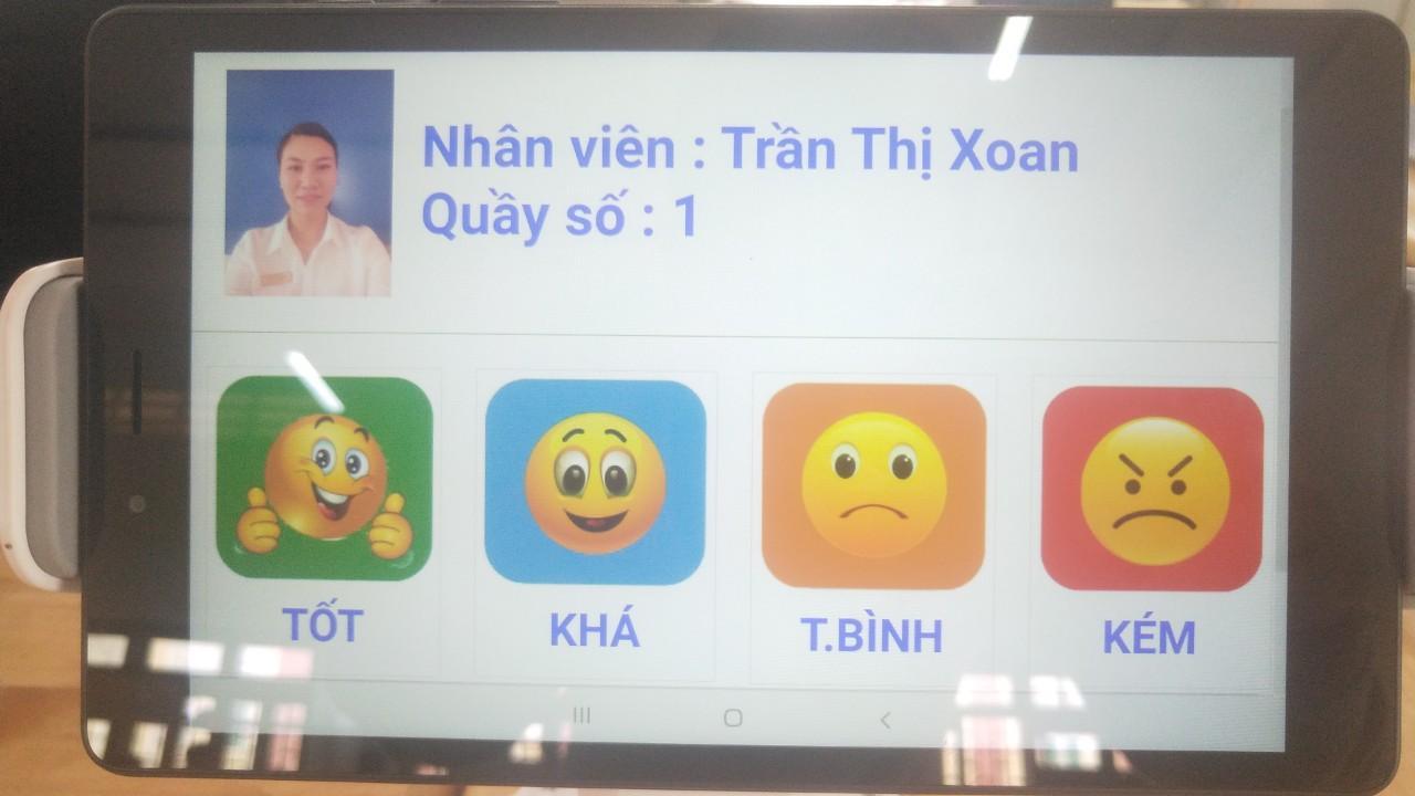 UBND huyện Krông Năng triển khai đánh giá mức độ hài lòng khi đến giải quyết TTHC