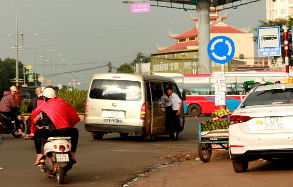 Nghiêm cấm đưa xe tuyến cố định sang chạy hợp đồng trong thời gian cao điểm phục vụ Tết Canh Tý 2020