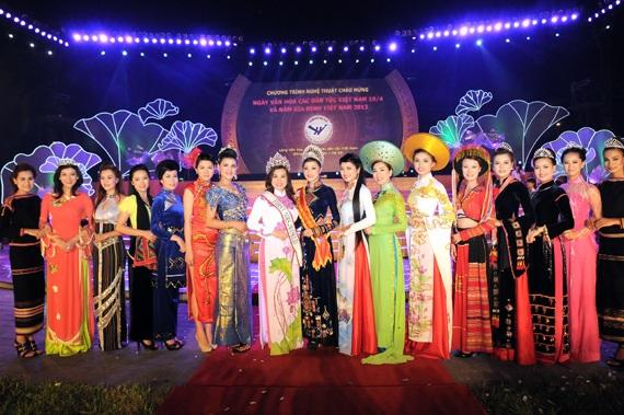 Tham gia các hoạt động chào mừng Ngày Văn hóa các dân tộc Việt Nam (19/4) năm 2016