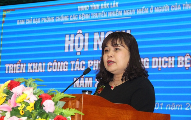 Đắk Lắk triển khai công tác phòng, chống dịch bệnh năm 2020
