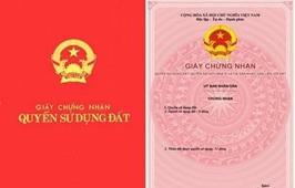 Công nhận quyền sử dụng đất Trường Tiểu học Ngô Mây, thành phố Buôn Ma Thuột