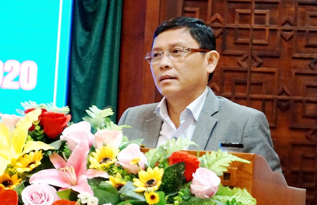Văn phòng UBND tỉnh triển khai nhiệm vụ năm 2020