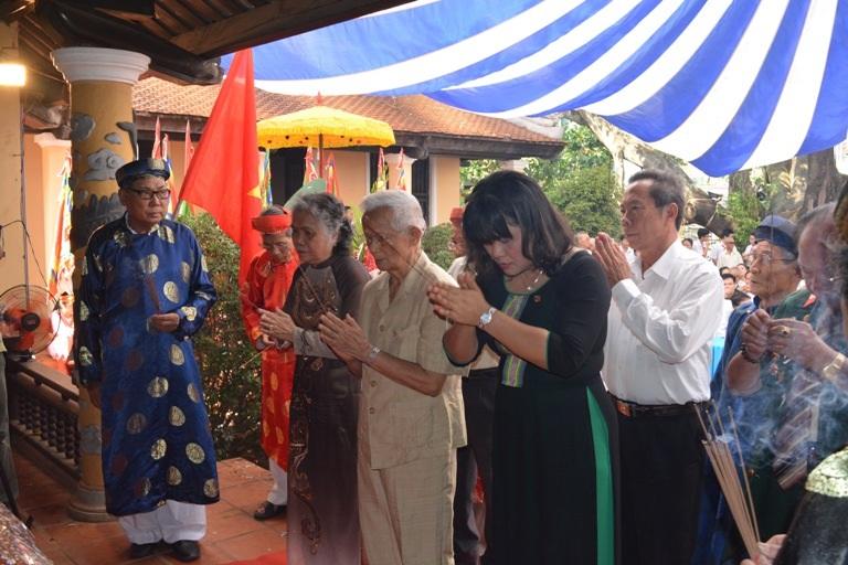 Lễ Giỗ tổ Hùng Vương - 2016