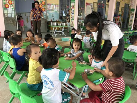 Các trường học chủ động phòng, chống dịch bệnh viêm đường hô hấp cấp do virus Corona