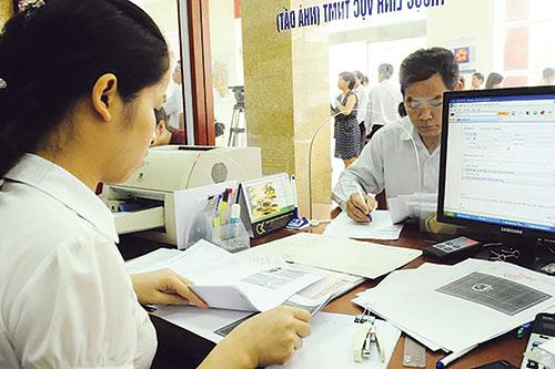 Kế hoạch rà soát, đánh giá thủ tục hành chính trên địa bàn tỉnh năm 2020