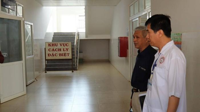 Sẽ thành lập bệnh viện dã chiến khi dịch bệnh viêm đường hô hấp cấp do nCov lan rộng