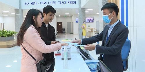 Cục Thuế tỉnh phát khẩu trang miễn phí cho công chức và người nộp thuế